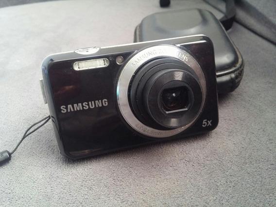 Camera Samsung Es80 12mp 5x Preta