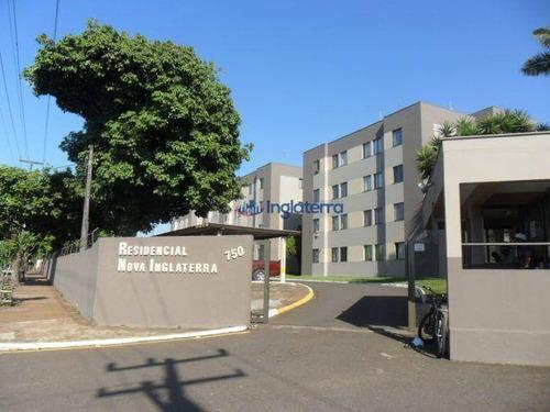 Apartamento À Venda, 38 M² Por R$ 125.000,00 - Monte Belo - Londrina/pr - Ap0018