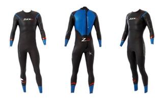 Zone3 Vision Wetsuit Para Hombre Talla M