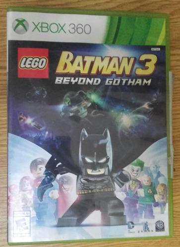 Lego Batman 3 Xbox 360 Lenny Star Games