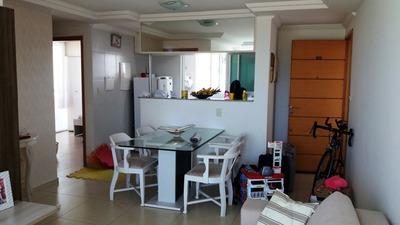 Apartamento À Venda, Cabedelo, Intermares, 2 Quartos, Moveis
