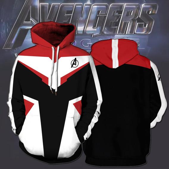 2019 Maravilla Avengers : Endgame Capucha Unisex Jersey Suda