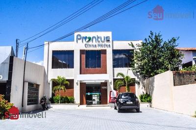 Sala Comercial Para Locação, Cidade Dos Funcionários, Fortaleza. - Sa0081