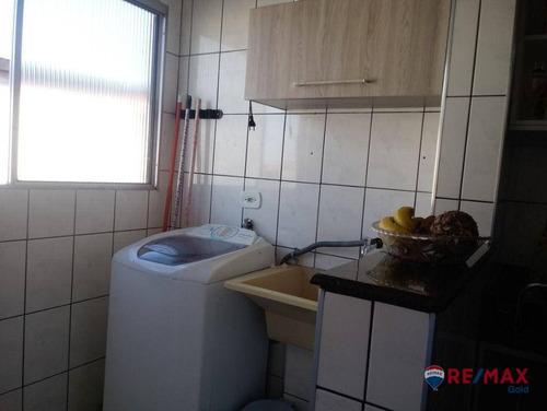 Imagem 1 de 11 de Apartamento Com 3 Dormitórios À Venda, 60 M² Por R$ 300.000,00 - Jardim Maristela - São Paulo/sp - Ap34562