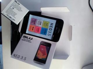 Celular Blu Neo 3.5