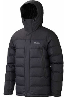 Campera Marmot Mountain Pluma Impermeable 650 Fill Nieve Ski