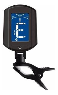 Afinador Pinza Clip Cromático Display Garantía Envios