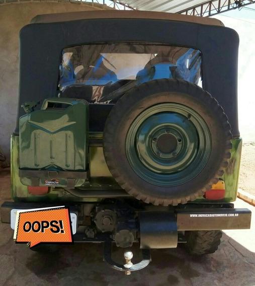 Jeep Willis Todo Original