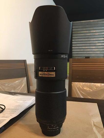 Lente 80-200 Nikon 2.8 Top