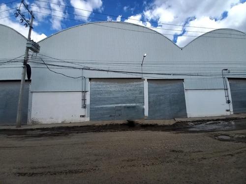 Imagen 1 de 15 de Bodega Industrial En Renta En San Sebastián Xhala