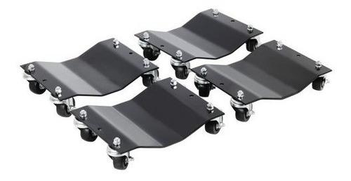 Pentágono Tools Tire Skates 4 Tire Wheel Car Dolly Ball
