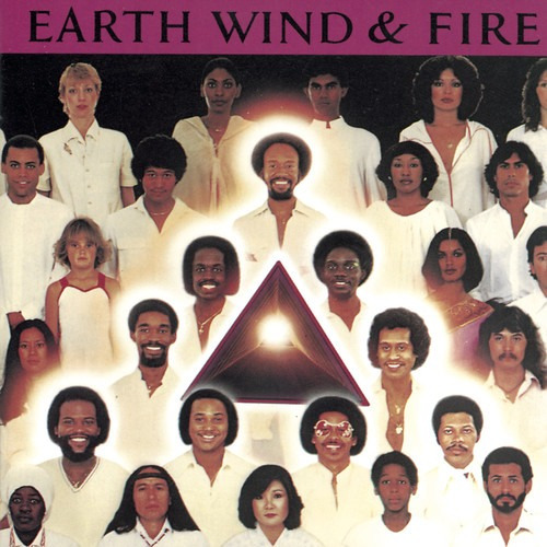 Earth Wind & Fire Faces Cd Us Import