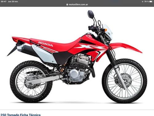 Honda Xr250 Tornado Okm 2021 $640000 Hondalomas