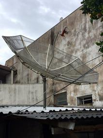 Antena Parabólica Santa Rita 3 Metros