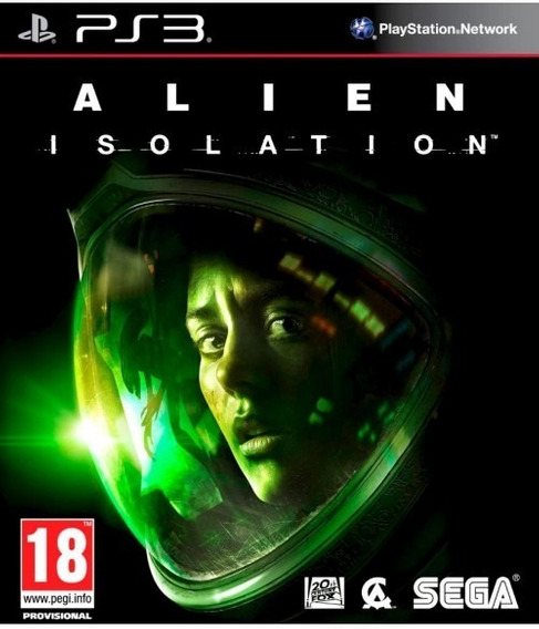 Jogo Alien - Isolation (usado) Ps3