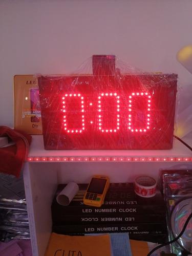 Cronómetro Gallera 36cm X 16cm + Control Cableado