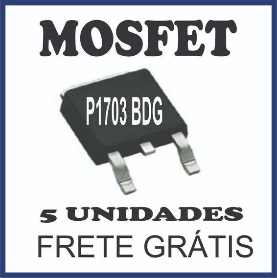 Transistor Mosfet P1703 Bdg Original (5 Unidades)