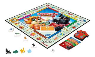 Hasbro Gaming Juego Monopoly Junior Banco Electrónico