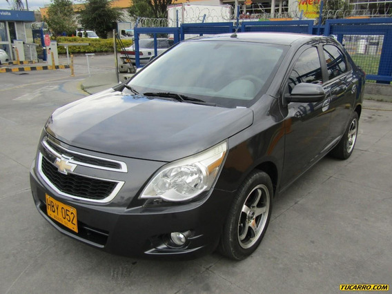 Chevrolet Cobalt Full Equipo