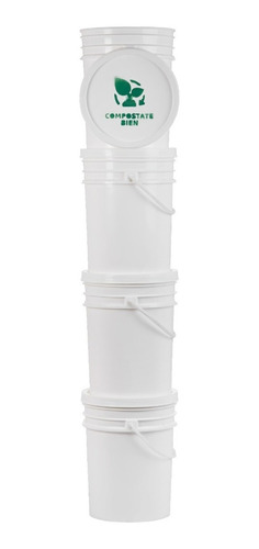 Imagen 1 de 6 de Compostera Con Lombrices Para 3-4 Personas /saavedra