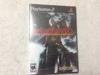Ps2 Devil May Cry 3 *nuevo*
