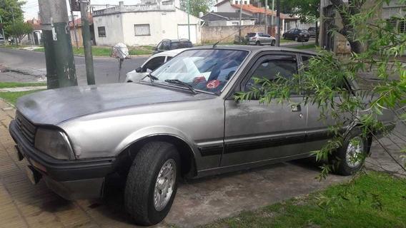 Peugeot 505 Sr Gamma Sc Aut Frances 1989