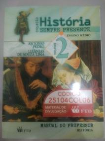 Historia Sempre Presente Vol. 2