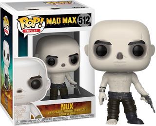 Funko Pop Nux 512 De Mad Max Figura De Vinil Nueva