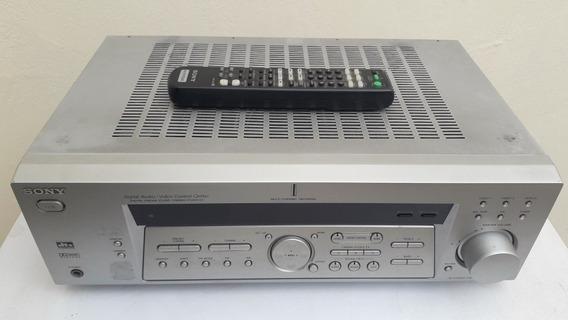 Receiver Sony De485 Com Controle Para Caixas De Som Subwoofe