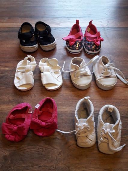 Zapatillas No Caminante Y Recien Nacido