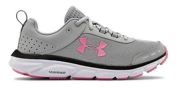 Zapatilla Under Armour W Charged Assert 8