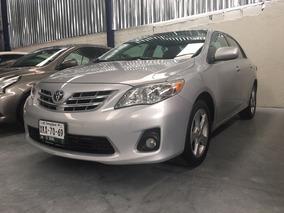 Toyota Corolla 1.8 Xle 2013, Automático Impecable.