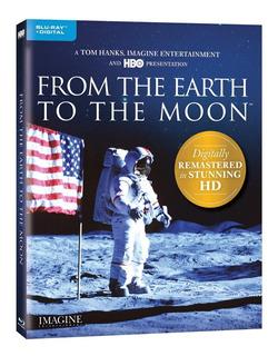 Blu-ray From The Earth To The Moon / De La Tierra A La Luna