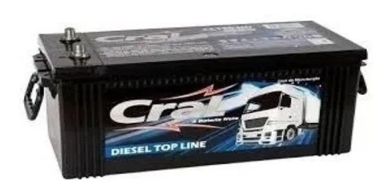 Bateria Cral Diesel Line 150 Amperes - 15 Meses De Garantia