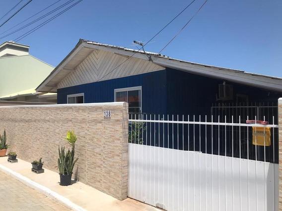 Casa Com 3 Dormitórios À Venda, 50 M² Por R$ 163.000,00 - Rio Grande - Palhoça/sc - Ca2497