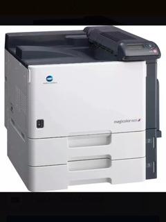 Impresora Magicolor 8650 Color