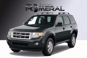 Ford Escape 2009 Autopartes Piezas Partes Chocado El Romeral