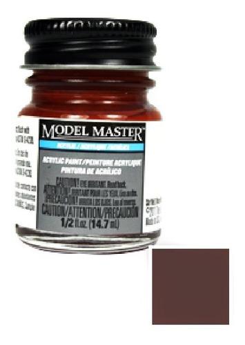 Tinta Acrílica Burnt Sienna [f] Model Master 4607