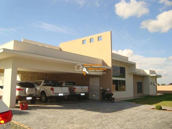 Casa Com 4 Suítes À Venda, 500 M² Área Útil Por R$ 2.500.000 - Recanto Do Salto - Londrina/pr - Ca0058