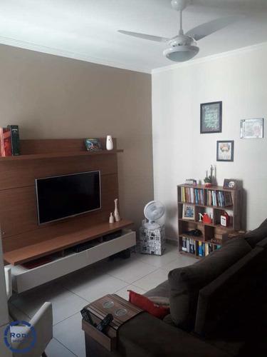Apartamento Com 1 Dorm, José Menino, Santos - R$ 215 Mil, Cod: 14107 - V14107