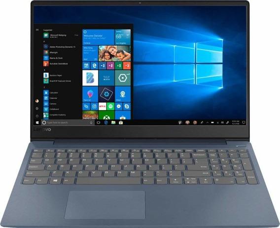 Laptop Lenovo Ideapad 330s 15 I3 8130u 8gb Ssd128 Win Blue N