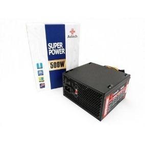 Fonte Para Pc Real 500w Astech Pc Gamer Bivolt Promoção