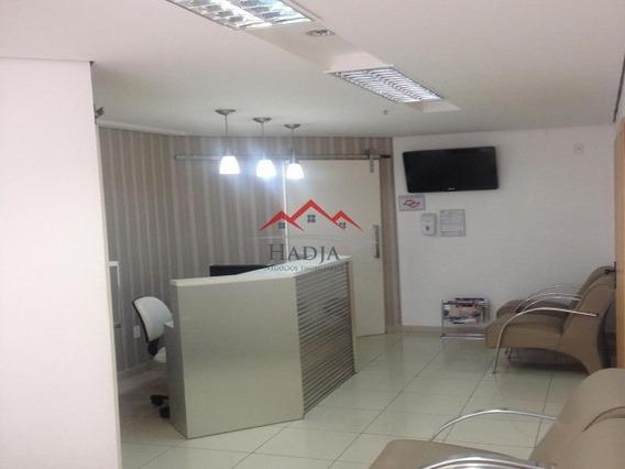 Clinica Com 3 Salas No Condomínio Centro Comercial Tebas Em Jundiaí Sp. - Sa00005 - 34453947