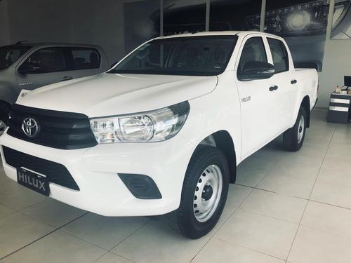 Toyota Plan De Ahorro Hilux Dx 4x4  My 2021 100% Mayo