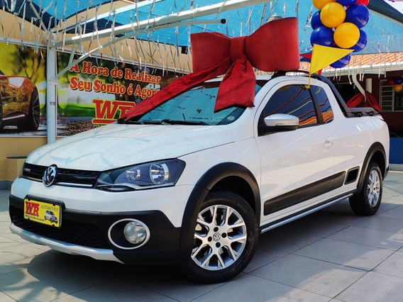 Volkswagen Saveiro Cross 1.6 Flex 2015