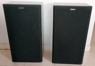 Bafles Sony Ss 242, 8 Ohmios, 50 W (max)