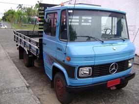 Mercedes Benz L 708 E
