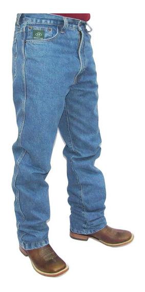 Calça Jeans Country Masculina Green Blue Tradicional