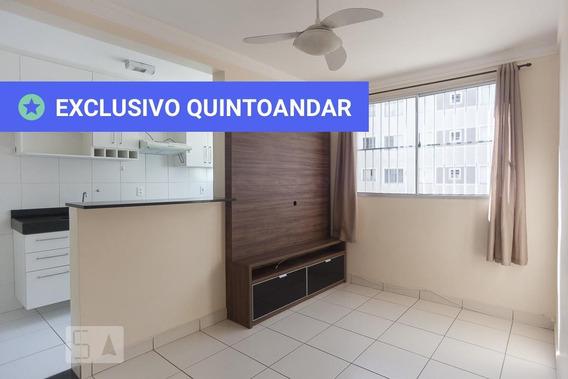 Apartamento Térreo Com 2 Dormitórios E 1 Garagem - Id: 892946193 - 246193
