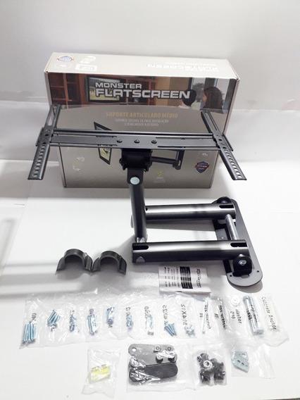 Suporte Articulado Medio 27 -46 Monster Flatscreen 43kg